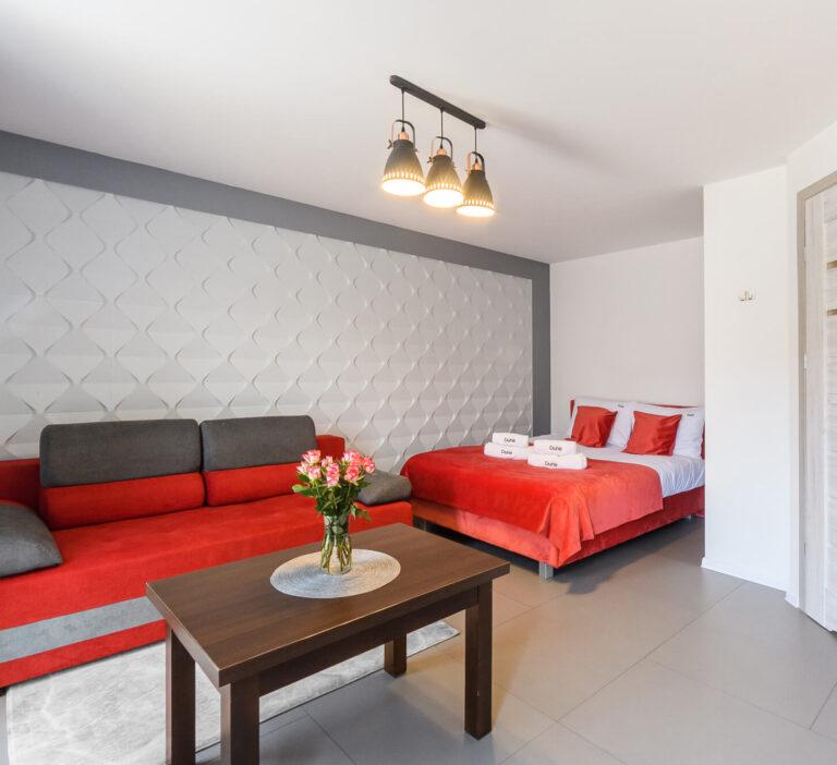 Apartament Błękitna Laguna